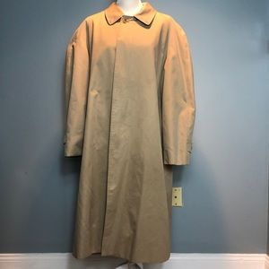 *24 HOUR SALE $200* Burberry Trench Coat, 50R